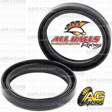 all balls fork oil seals kit for suzuki drz 400e 2000 00 motocross enduro neu