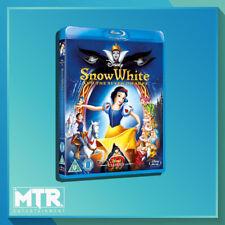 Snow White and The Seven Dwarfs Disney Blu - Ray 2014 Perce Pearce