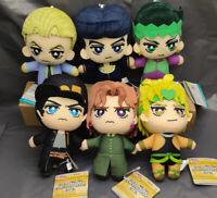 JoJo's Bizarre Adventure Noriaki Kakyoin Rohan Kishibe Yoshikage plush toy doll