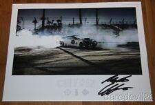 2015 Matt Coffman signed Coffman Racing Nissan S13 Formula Drift postcard