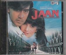 jaan  - Ajay Devgan [Cd]  tips cd /made in india