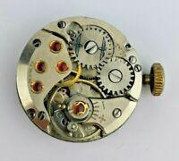 Working ETA 2412 21 Jewels Swiss Vintage Ladies Watch Movement (BL79)