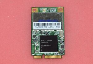 AVERMEDIA AVER MEDIA A329AF Cadac TV Tuner PCI-Express Mini Card 0405A329-D4V