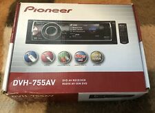 Pioneer DVH-755AV récepteur multimédia (Autoradio de voiture),DVD,CD,MP3,WMA,USB