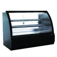 Ojeda Usa Rdch 5 60 Full Service Refrigerated Deli Display Case Self Contained
