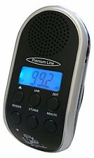 UKW Fahrradradio PLL-Tuner Sendersuchlauf LCD-Display MP3 LED-Lampe BR24 Neu
