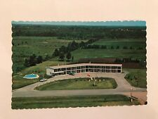UNCIRCULATED~ AAA UPPER CANADA MOTEL VILLAGE POSTCARD PETERBOROUGH POST OAKMAN