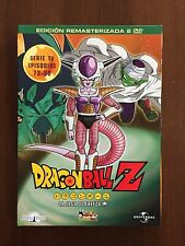 DRAGON BALL Z VOL 10 - 2 DVD CAP 73 A 80 -200 MIN - REMASTERIZADA SIN CENSURA