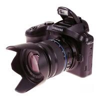 Samsung Galaxy NX EK-GN120 Android LTE System Camera & 18-55mm OISIII Objektiv