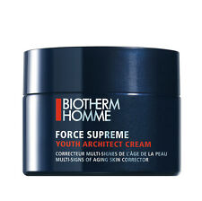 Biotherm Homme Force Supreme Youth Reshaping Cream 50ml Moisturizers