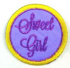 Applikation zum Aufbügeln Bügelbild 1-565 Sweet Girl