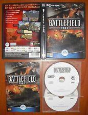 Battlefield 1942 [PC CD-ROM] DICE, EA Games, Versión Española, ¡¡COMPLETO!!