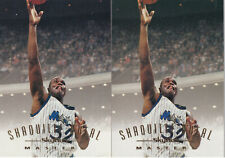 (2) Shaquille O'Neal - 1994-95 Emotion - # 115 - FREE SHIPPING!