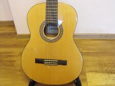 Admira Alba Spanish Classical guitar with case. Hardly used