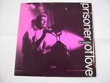 "TIN MACHINE - PRISONER OF LOVE - 12"" VINYL UK PRESS 1989 - DAVID BOWIE"