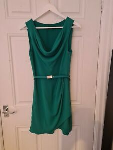 Woman's Teal Coloured Oasis Dress Size 10