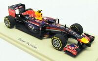 SPARK S3086 RED BULL RB10 F1 model car Daniel Ricciardo Australia GP 2014 1:43