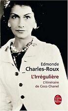 L'Irrégulière ou mon itinéraire Coco Chanel de Edmo... | Livre | état acceptable