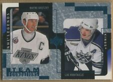 2000-01, Upper Deck, Legends, Hockey, Base Parallel & Inserts, UPick from list