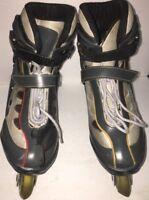 Bladerunner Men's Inline Skates Abec 7 Men's Size 10 Women's Sz 12-SHIPS N 24 HR