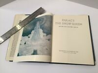 Dulac The Snow Queen Hans Christian Andersen HC/DJ Doubleday NY 1st Edition 1976