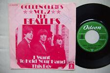 THE BEATLES, 7' Golden Oldies No.2, Odeon GER,