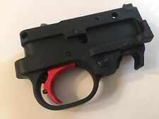 Ruger 10/22  trigger assembly w auto bolt rease - Red Bench 1.85 # pull complete