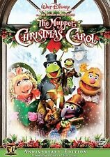 The Muppet Christmas Carol (DVD, 2005, 50th Anniversary Edition)