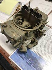 Holley 6210-3 650 double pumper mechanical seconadaries carb carburetor