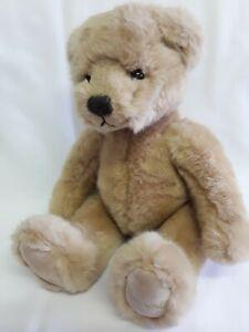 "Harrods teddy bear 12"" Golden Honey Colour"