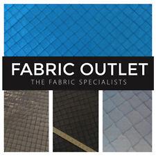 Geometric Polyester/Dacron Upholstery Craft Fabrics
