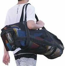 Xxl Mesh Dive Bag for Scuba or Snorkeling - Diving Snorkel Gear Bags - Extra