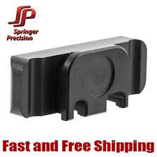 Springer Precision Duty/Carry EZ Ambi Slide Racker Backplate For Glock - Black