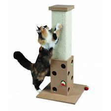 SmartCat Cat Tall Sisal Scratcher - Ultimate Scratching Post Scratch N Play Pole