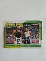 Ja Morant + Zion Williamson JERSEY SWAP INSERT NBA Hoops #10