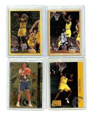 1993 Chris Webber (4x SP RC LOT) Classic Preview /17500, #LP1 /40000, #PF /60000