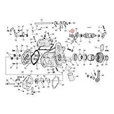 HARLEY-DAVIDSON GETRIEBE S-CAM-UNTERSTÜTZUNG DISTANZSCHEIBE 1980-00 BT BC16584 T