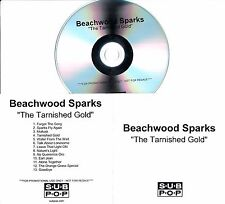 BEACHWOOD SPARKS The Tarnished Gold 2012 UK 13-track promo test CD