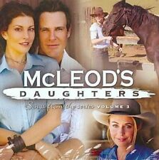 Mcleod's Daughters Vol 3 Aust Excl 2008 Sabaton CD