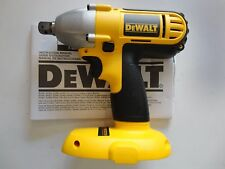 "DEWALT DC821B 18V 18 Volt XRP 1/2"" Cordless Impact Wrench Tool Only New"