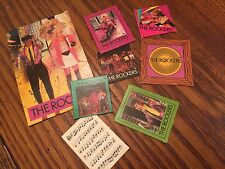 8 Cardboard Posters Barbie Rockers + Use in Monster High + Dollhouse #1