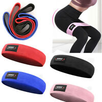 Resistance Bands Hip Circle Band Loop Glute Leg Squat Gym Fitness Exercise Yoga