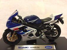Suzuki GSX-R 750 Motorcycle 1/18 GSXR 750R GSX750R GSXR750 Welly