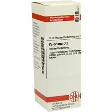 VALERIANA D 2 Dilution 20 ml PZN 2108109