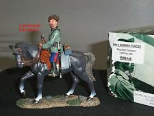 KING AND COUNTRY WSS146 GERMAN FORCES COSSACK LOOKING LEFT MOUNTED TOY SOLDIER