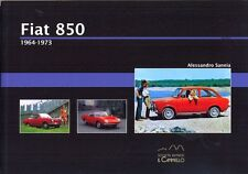 Fiat 850 Saloon Coupe Spider 1964-1973 - great history book