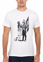 Banksy Punk Mum Anarchy Street Art Men Women Vest Tank Top Unisex T Shirt 1780