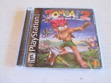Tomba 2: The Evil Swine Return (Sony PlayStation 1, 2000). Mint & Complete. PS1.