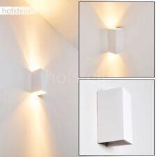Applique Up/Down Lampe murale blanche Lampe de couloir Lampe de séjour Céramique