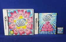 ds KIRBY Mass Attack Lite DSi 3DS Nintendo PAL UK REGION FREE